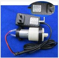 12V DC Diaphragm Pump Mini Self-priming Pump Fish Tank Water Pumps with power