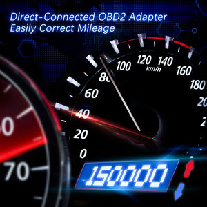 Image 3 - OBDPROG OBD2 마일리지 수정 도구 전문 자동차 프로그래머 SUV 밴 코드 리더 자동 마일리지 조정 도구 MT401