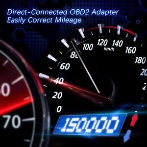 Image 3 - Obdprog mt401 quilometragem redefinir profissional programador do carro obd2 scanner 2 em 1 correção de quilometragem ajustar a ferramenta de correção odômetro