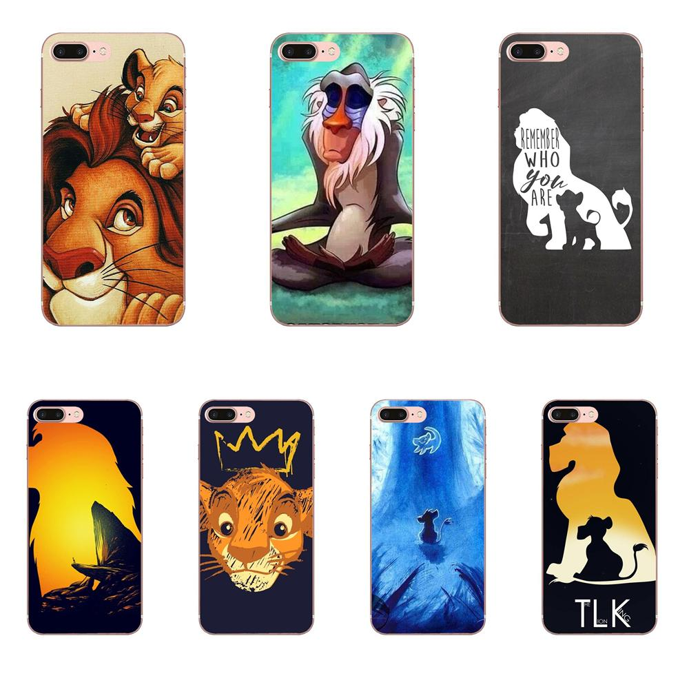 For LG Nexus 5 5X G2 G3 mini spirit G4 G5 G6 K4 K7 K8 K10 2017 V10 V20 V30 Stylus Special Lion King Simba Remember Who You Are