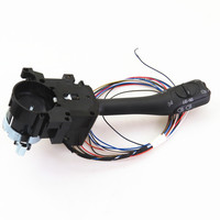 OME Cruise Control Stalk Handle Switch Button Cable Harness For VW Passat B5 Beetle Bora Golf