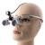Faísca APD Lupas 3.0x Ampliação Profissional com a BP Quadro Montado CONDUZIU a Luz de Cabeça para Dental, cirúrgico, joalheiro, ou Hobby