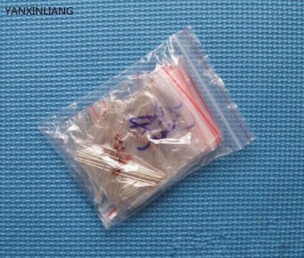 1W Zener diode, 3.3V-30V 14valuesX5pcs=70pcs,Electronic Components Package,Zener diode Assorted Kit