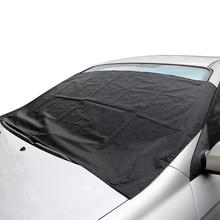 1Pc Magnetic Car Covers Windshield Windscreen Cover Heat Sun Shade Anti Snow Frost Ice Shield Dust Protector Winter Car Styling