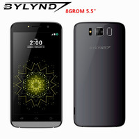 Original BYLYND M13 4G LTE Mobile Phones 5MP 13MP Camera 2GB RAM 16GB ROM Quad Core