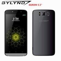 Original BYLYND M13 4G LTE Mobile Phones 5MP 13MP Camera 2GB RAM 16GB ROM Quad Core
