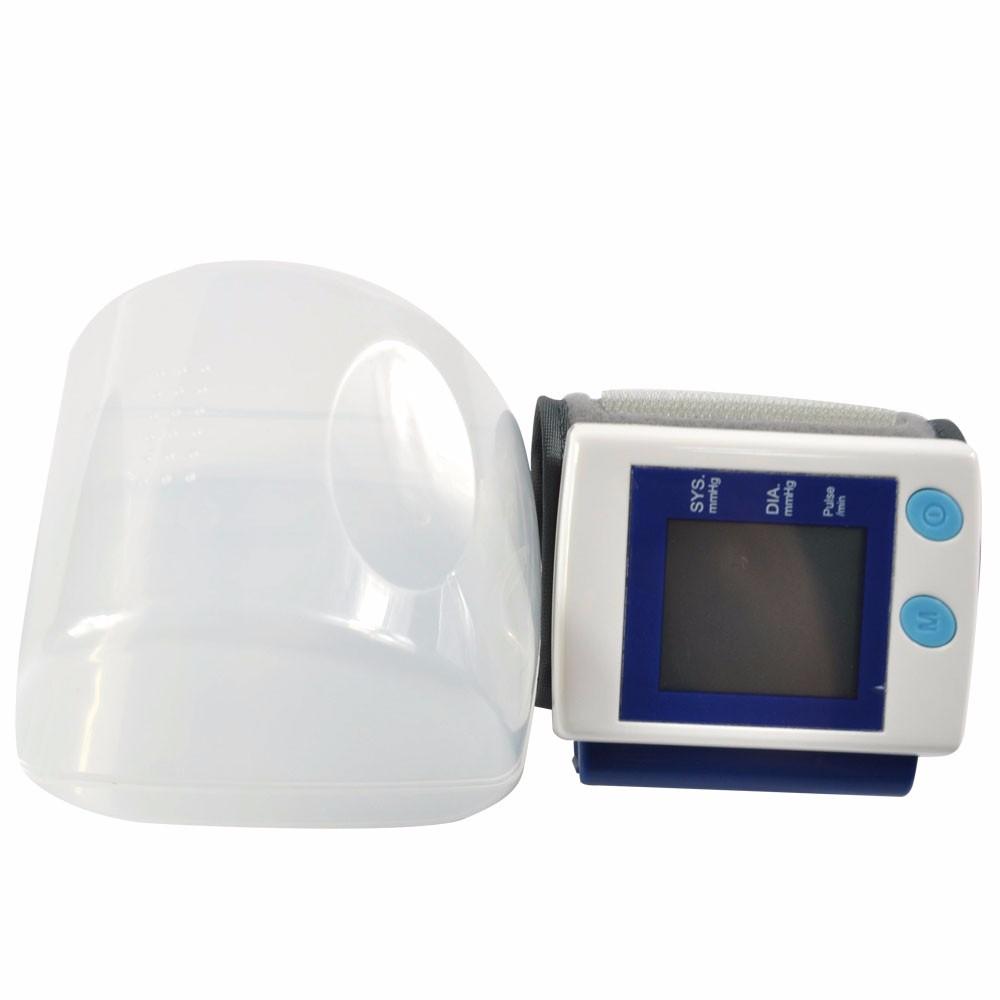 Health Care Automatic Digital Wrist Blood Pressure Monitor Meter Cuff Blood Pressure Measurement Health Monitor Sphygmomanometer (10)