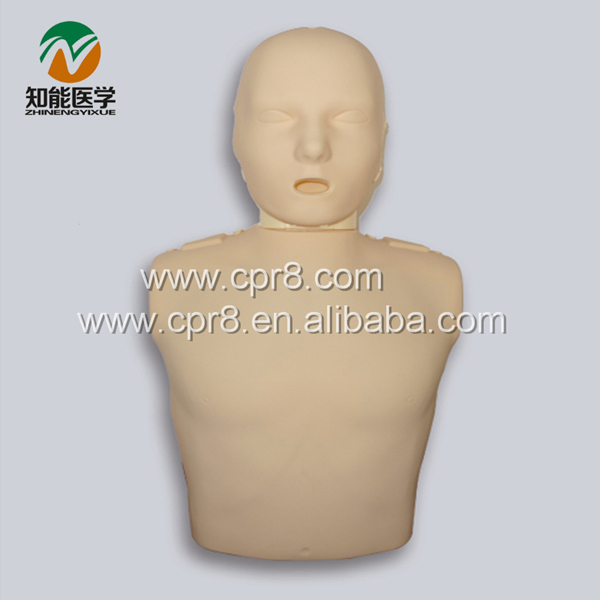 BIX/CPR100A Electronic Half Body Cpr And First Aid Training Dummy G097 спрей тонирующий syoss root retoucher черный 120мл активатор цвета