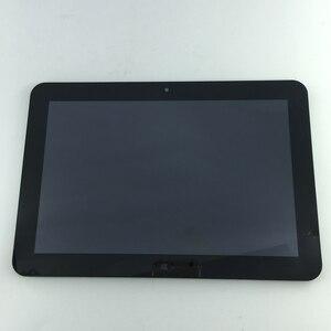 Image 2 - LP101WX2 SLP1 LCD ekran Panel ekran dokunmatik ekran Digitizer cam meclisi için HP Elitepad 900