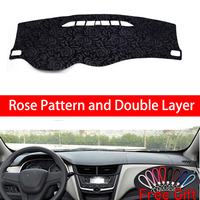 Rose Pattern For Chevrolet Sail 3 2015 2016 2017 2018 Cover Car Stickers Car Decoration Car Accessories Interior Car Decals
