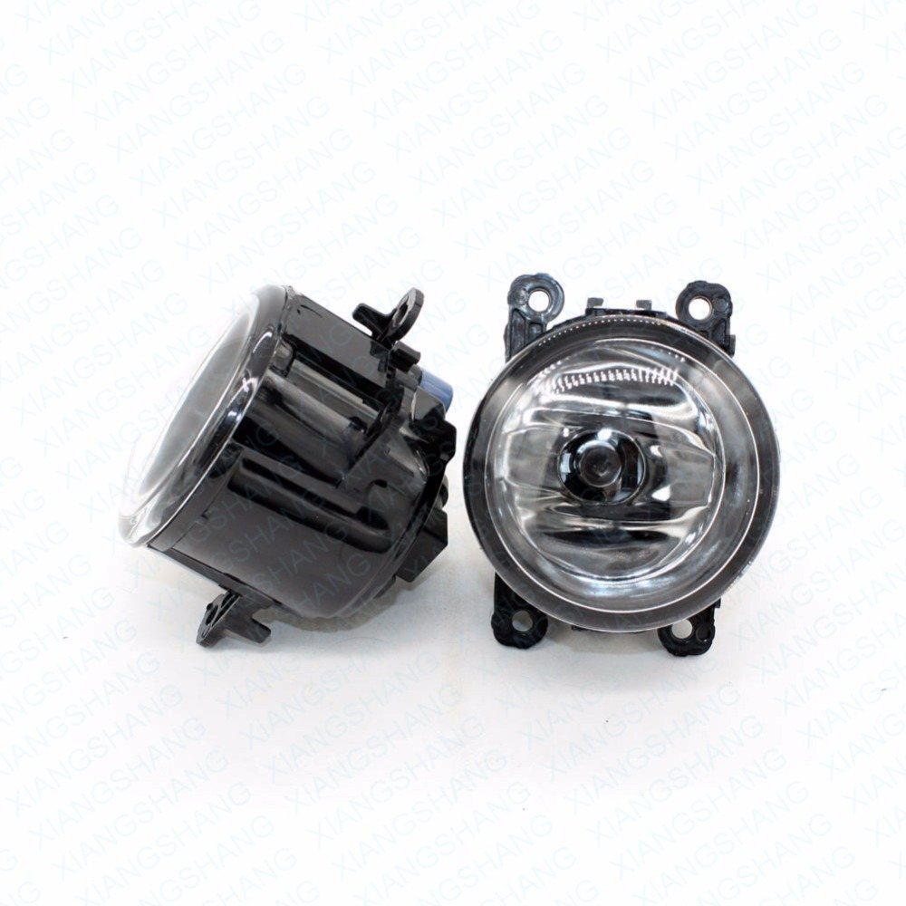 2pcs Auto Right/Left Fog Light Lamp Car Styling H11 Halogen Light 12V 55W Bulb Assembly For Citroen JUMPY Box 2010-2014 2015 citroen jumpy ii 2007 carbon