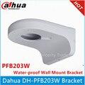 Original DAHUA DH-PFB203W substituir DH-PFB200W Montagem Na Parede à prova de água-Câmera DOME Suporte Suporte mental PFB203W