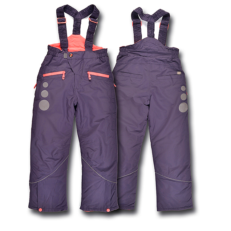 134-164 Girls Winter Ski pants thickening windproof waterproof children snow trousers Germany Brand high quality kids overalls 2016 new brand children snow runner self balance scooter snow bicycle for kids ski kits