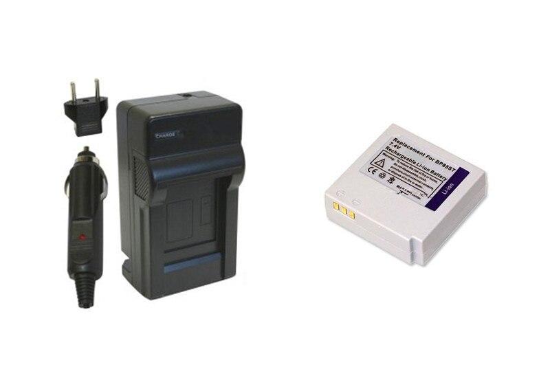 Prix pour IA-BP85ST, IABP85ST, BP85ST Batterie + Chargeur pour Samsung SC-HMX10 SC-HMX10A SC-HMX10C SC-HMX10P SC-HMX20 SC-HMX20C SC-MX10 MX10A