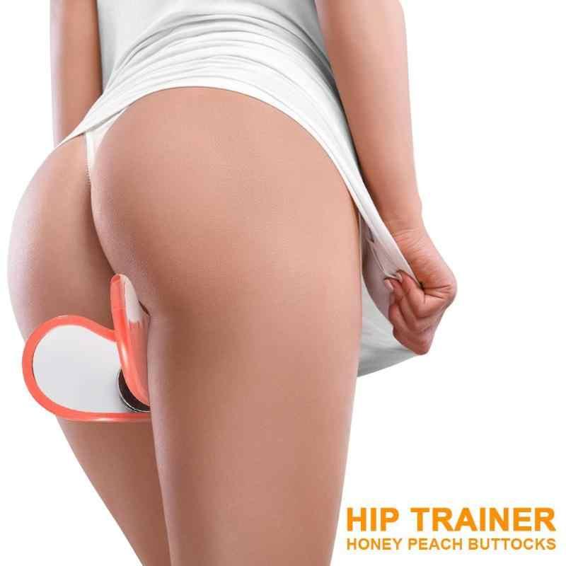 Pcv Hip trener mięśni dna miednicy wewnętrzne uda pośladki Exerciser Fitness kontroli nad pęcherzem urządzenie do ćwiczeń w domu sprzęt kosmetyczny