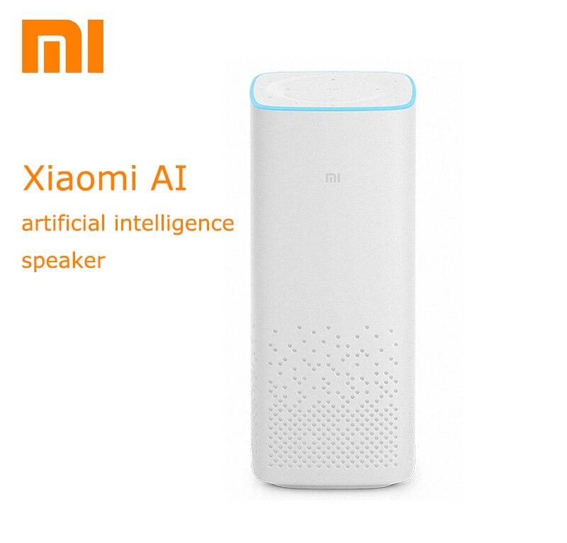 2018 Original Xiaomi Mi Al Mini Lautsprecher Smart Sprachsteuerung Drahtlose Audio Lautsprecher Bluetooth Radio Player Wifi Geschichtenerzähler Lautsprecher