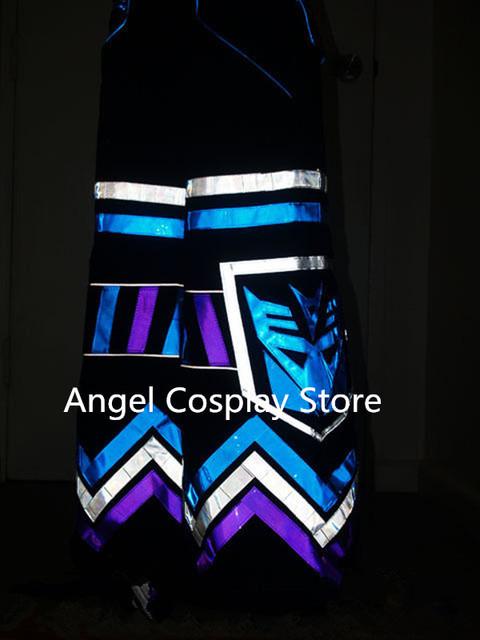 Custom-made Any Size Raver ore Techno Hardstyle Tanz Hose fluoreszierend Shuffle DJ PHAT Pants Free Shipping