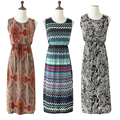 New Arrive Mid-calf O Neck Casual Maternity Dresses Cute Fashion Pregnant Women Sundress 3 Color Available