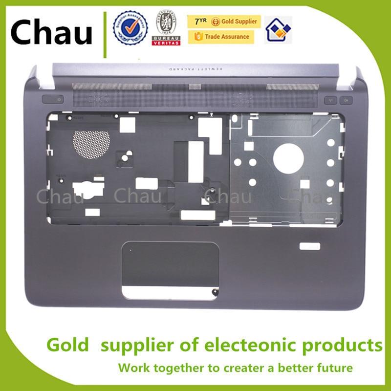 New For HP Probook 440 G2 TOP COVER Palmrest Upper Case 767454-001 AP159000500 new top cover upper case for hp 450 455 palmrest 685762 001 6070b0591701 gray