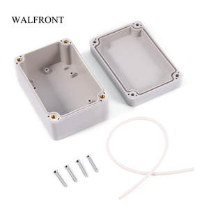 Enclosure Thermoplastic Electrical Waterproof Terminal-Box Junction-Boxes Wiring Insulation