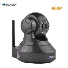 Vstarcam c37a беспроводная ip-камера ик p2p wi-fi cctv камеры pan/tilt камера крытый камеры черный или белый