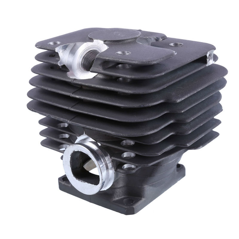 Cylinder Fits MS380 MS381  Gasoline Chainsaw parts 5200 high quality gasoline 45mm chainsaw parts cylinder kits