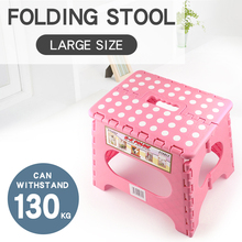 Large Plastic Childrens Stools Portable Foldable Collapsible Stool Strong and durable Outdoor portable stool Waiting Chairs