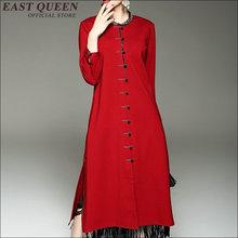Красные свадебные платье Чонсам Китайский традиционный cheongsam Qipao Oriental Стиль платье AA1412