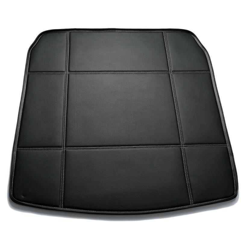 Custom fit Car Trunk mat for BMW 5 series E60 E61 F07 F10 F11 GT 518i 520i 523i 525i 528i 530i 535i  tail box floor tray liner for honda jazz trunk tray mat tpo waterproof anti slip car trunk carpet luggage cover black