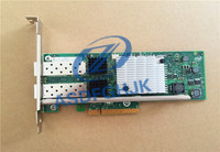 FOR DELL 0T645H CN 0T645H T645H INTEL Dual Port 10GB SFP 10 GB ETHERNET CONTROLLER 100% Test ok