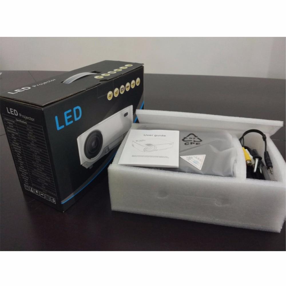 Semua orang Keuntungan 2000 lumens Projektor Android 4.4 HD LED Wifi - Audio dan video rumah - Foto 6