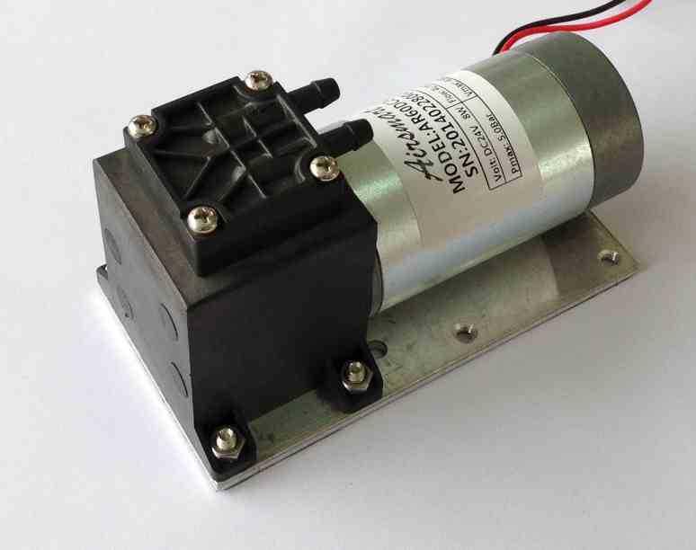 Miniature Vacuum Pumps AR60 Series Positive and Negative Pressure / Type Piston Miniature Air Pumps AR60DC12 or AR60DC24