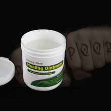 купить 350g Tattoo Skin Recovery Healing Ointment Aftercare Body Artist Nursing Petrolatum Repair Cream Lubricates Moisturizes Balm дешево