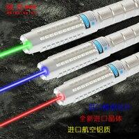 JSHFEI High Power zielony Beam Laser Pointer Pen LAZER 1000 mW z ładowarką zielona do chooice HURTOWYCH