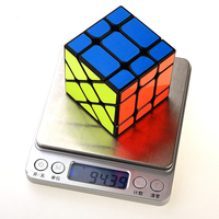 Skewb Puzzle Cube Game Puzzle Twist Magic Cube Kids Hobby Mini Plastic Neo Cuobo Magico Stress