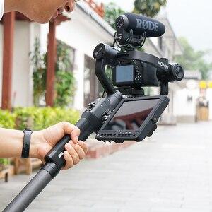 Image 3 - Удлинитель из углеродного волокна, стабилизатор DSLR, карданный стержень для телефона, монопод для DJI Ronin S Moza S Air 2 Zhiyun Crane 2