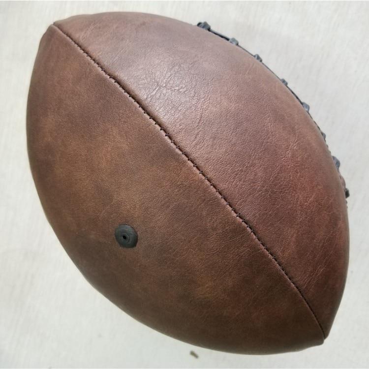 Pulsuz çatdırılma Açıq İdman Reqbi Topu Amerika Futbol Ballı - Komanda idman növləri - Fotoqrafiya 3