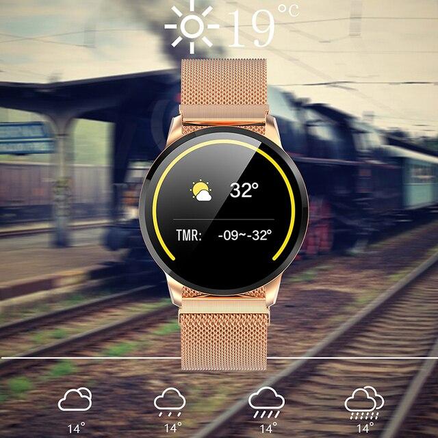Bluetooth Pedometer Fitness Smartwatch 4