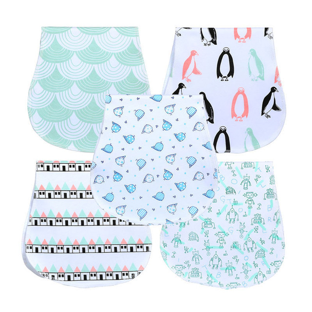 3 Pieces Of Baby Burping Rags For All (0-3 years) Nursery Shop by Age Towels