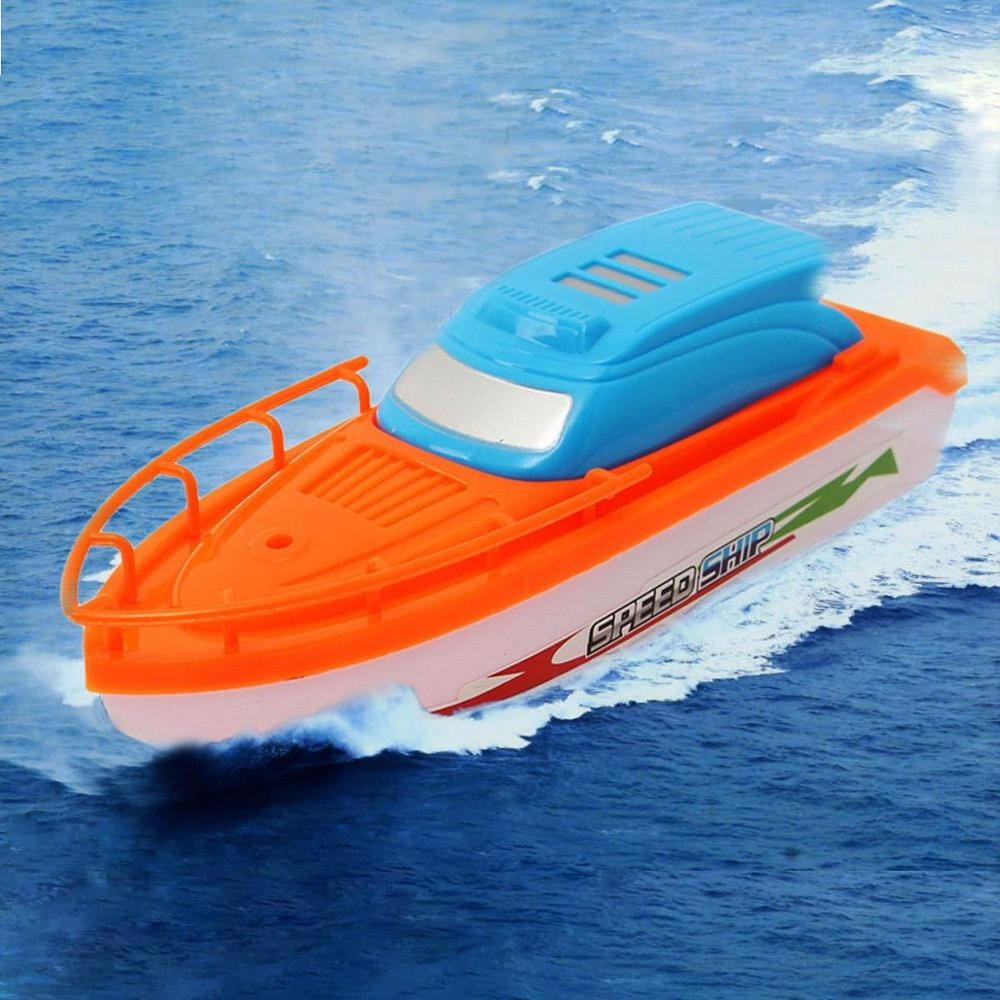 Infant Baby Kids Toy Bath Remote Control Rc Electric Mini Speed Boat Children S Toys Ship Float