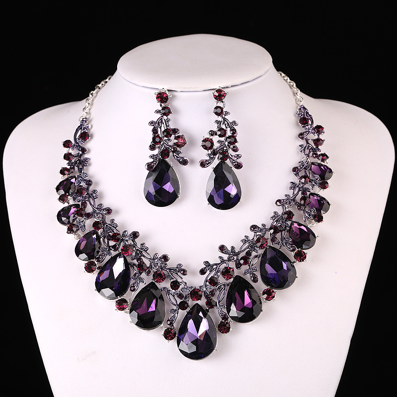 Bridal Party Wedding Jewelry Sets