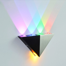 YooE Indoor LED Wall Lamp 5W AC110V/220V bedroom Decorate Sconce High Power Led Modern Home Lighting Wall Light