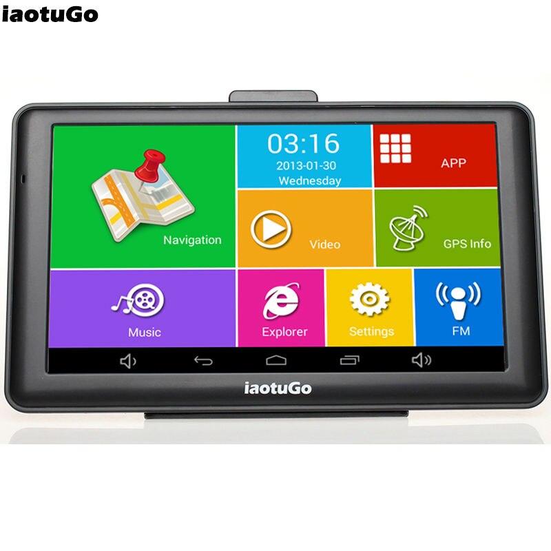 Original iaotuGo Android GPS 7