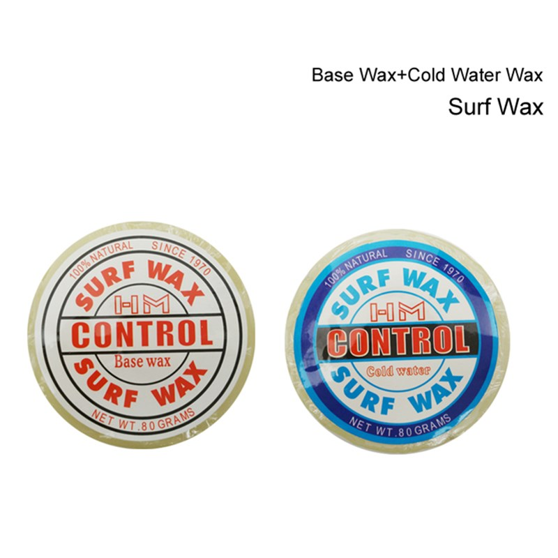 surfboard natural wax Base Wax+Cold Water Wax Surfboard wax for outdoor surfing sports hecig wax