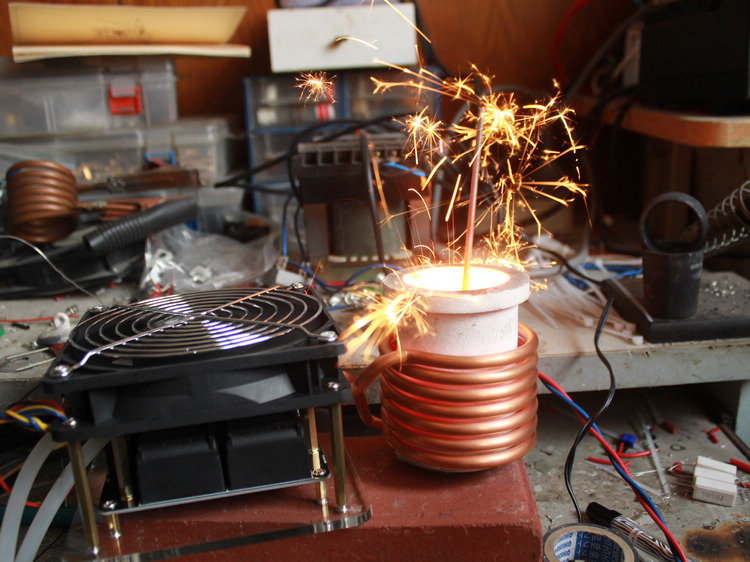 High Frequency Induction Heating of ZVS Induction Heating Machine ZVS цена