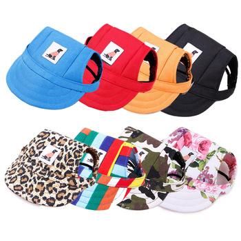 Dla psów śliczne zwierzęta domowe są na co dzień bawełniana czapka baseballowa kapelusz słońce Chihuahua produkty dla zwierząt domowych Plus akcesoria dla psów dla małych psów tanie i dobre opinie Other