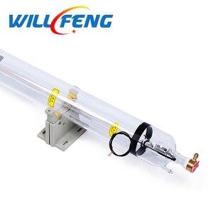 Image 5 - Sarà Feng 100W Co2 Tubo Del Laser di Lunghezza 1450 millimetri di Diametro 80 millimetri Lampada Laser Per Co2 Incisione Laser Cutter mahcine