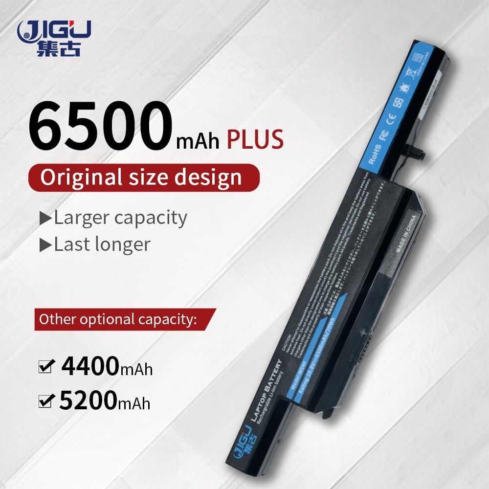 JIGU Laptop Battery W540BAT-6 FOR CLEVO W550SU1 W550SU2 W551SU1