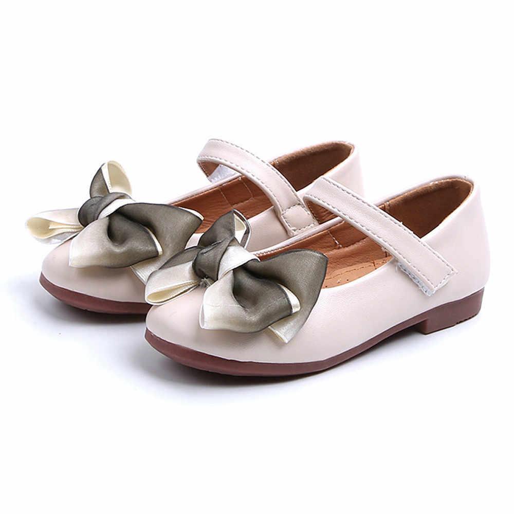 Лидер продаж; очень теплая зимняя детская обувь из искусственной кожи с мехом; детские мокасины со шнуровкой и цветочным принтом для девочек; #9