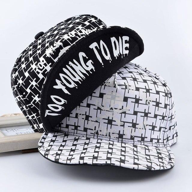 29e3ca92c48c 2016 summer new Fashion street soft-brimmed hip hop cap Skull snapback  baseball caps casquettes